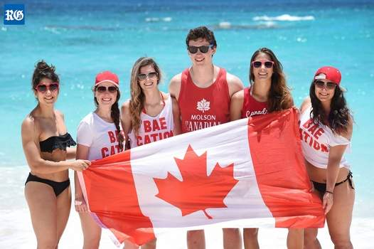 2017 Canada Day in Bermuda
