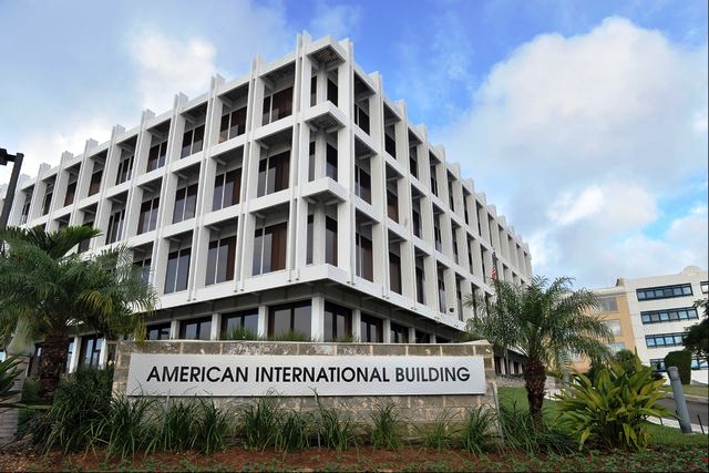 American International Building, Bermuda
