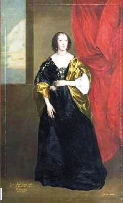 Ann Cavendish, Lady Rich