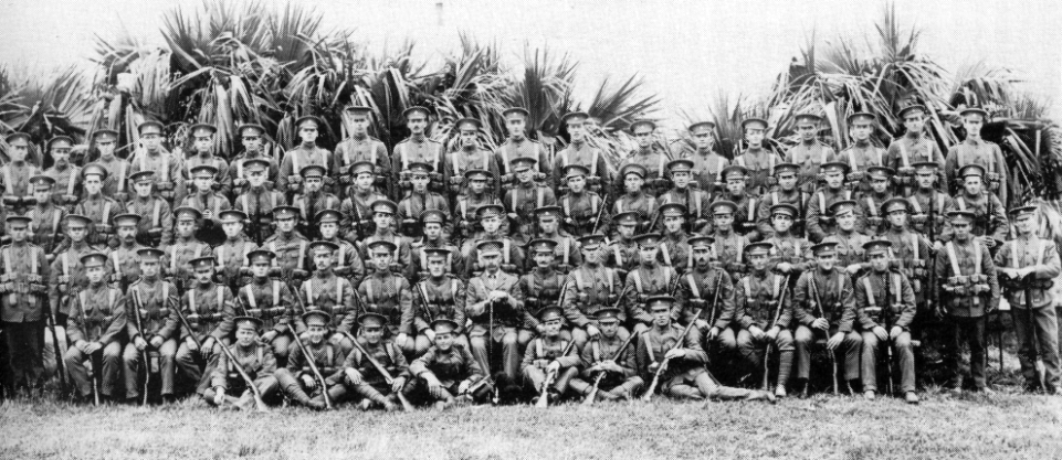 Lincolns and Bermuda Volunteer Rifle Corps