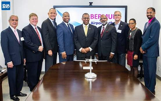 Bermuda Airport Authority members  Jan 2018