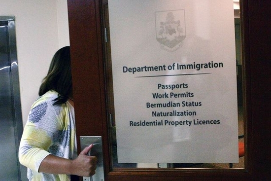 Bermuda Department of Immigration