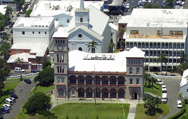Bermuda House of Assembly