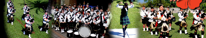 Bermuda Islands Pipe Band