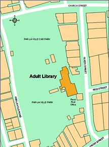 Bermuda National Library location