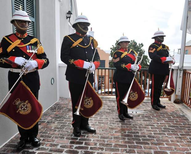 Bermuda Regiment Band