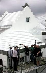 Bermuda Roof wetting