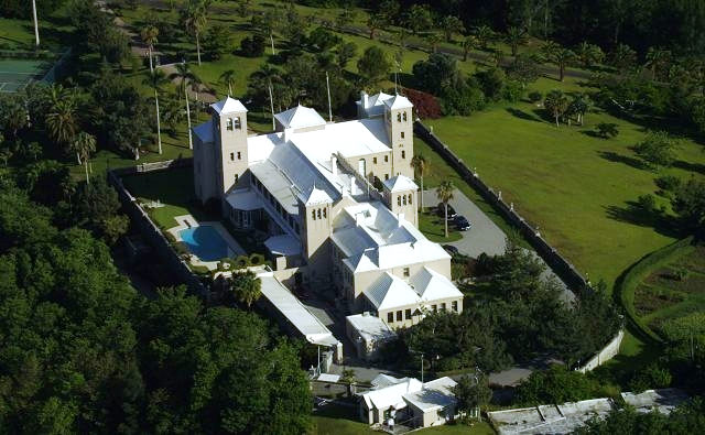 Government House, Bermuda, residence of the Governor