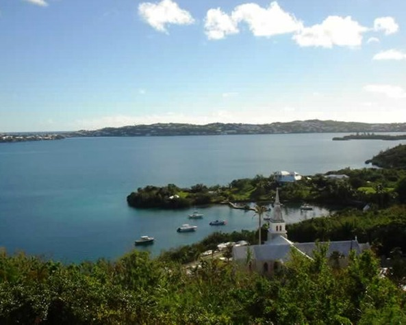 Harrington Sound, Bermuda