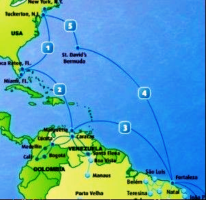 Internet connectivity in Bermuda