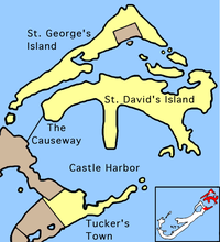 St. George's Island and St. David's Ialand