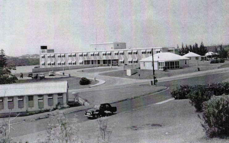 Kindley Air Force Base New Hospital 2, 1956
