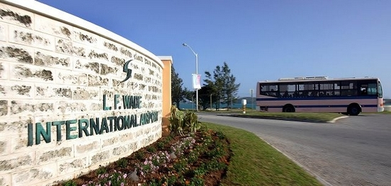 L F Wade International Airport, Bermuda