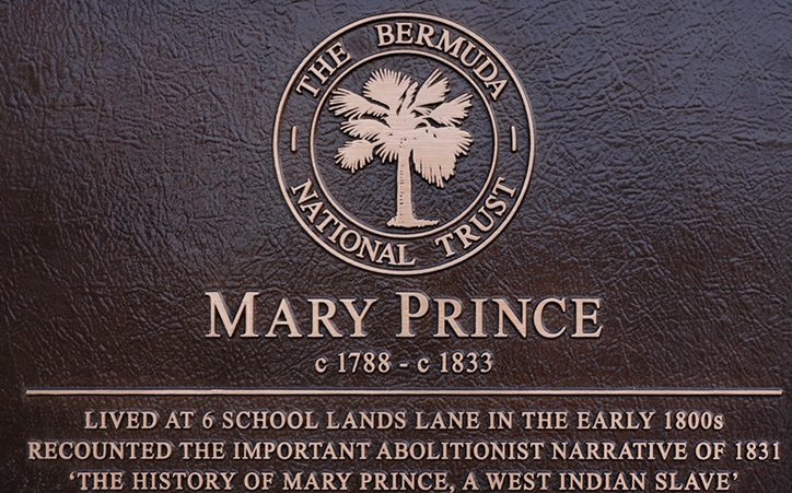 Mary Prince Day public holiday
