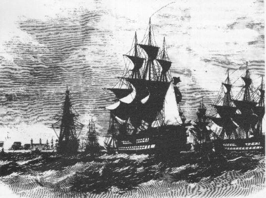 Fleet of Dockyard