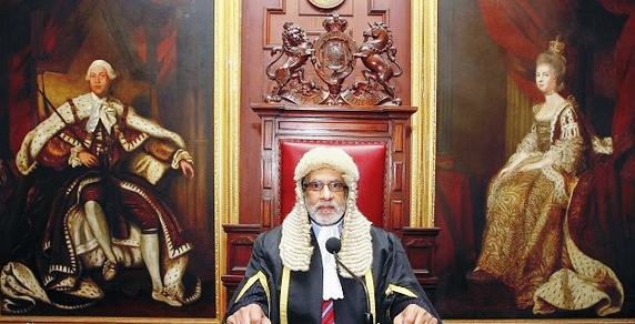 Speaker of the House from February 2013