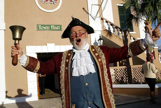 St. George's Town Crier