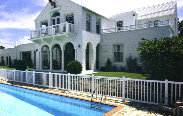"US Consul General's ""The Residence"" Bermuda"