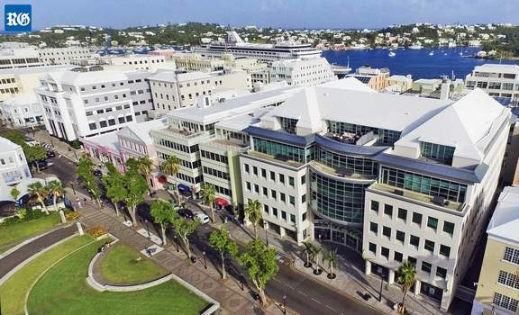 Washington Mall, Bermuda