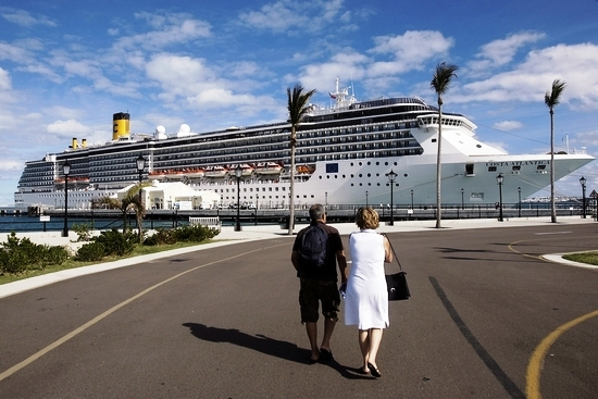 Celebrity cruise bayonne to bermuda review