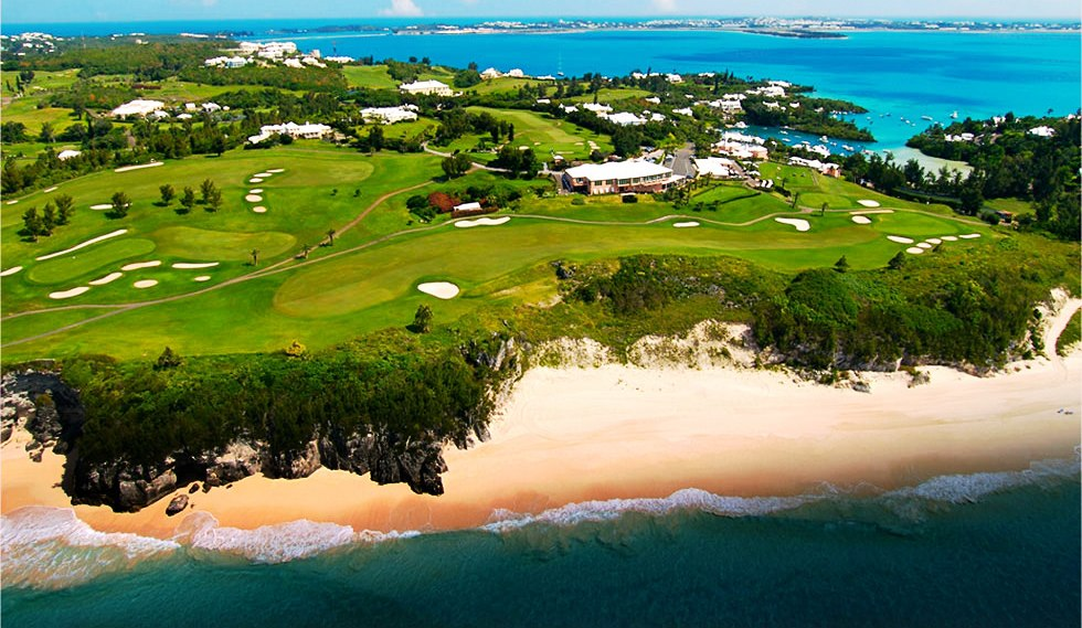 Bermuda Beach and golf, Mid Ocean Club