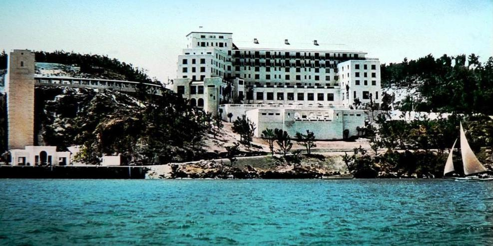 former Castle Harbour Hotel