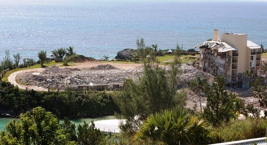Former Sonesta Hotel and Wyndham's Bermuda Resort