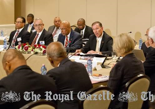July meeting of Bermuda and other British Overseas Territory ministers