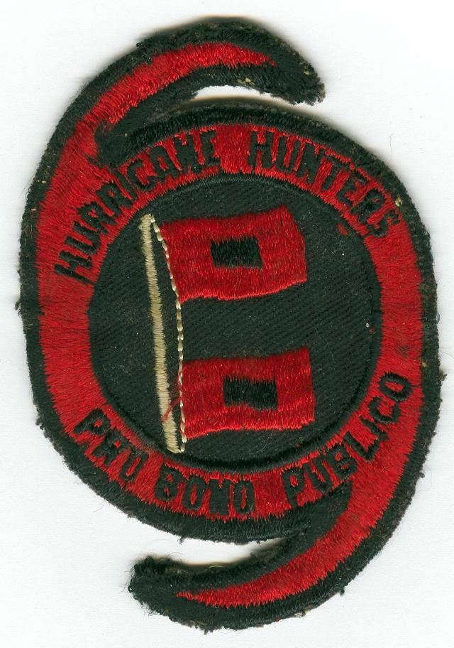 Hurricane Hunters unit badge