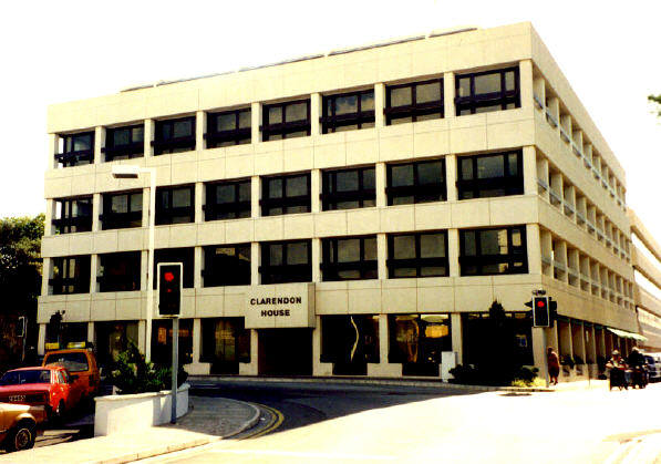 Clarendon House - a major HQ for international companies