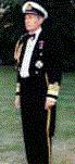 Royal Navy officer