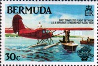 Bermuda stamp 13 October1983b