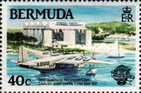 Bermuda stamp 13 Oct 1983c