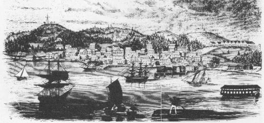 St. George's Harbour, 19th century 2